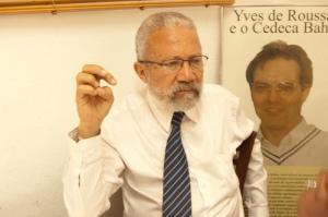 Waldemar Oliveira. Foto: Bruna Correia
